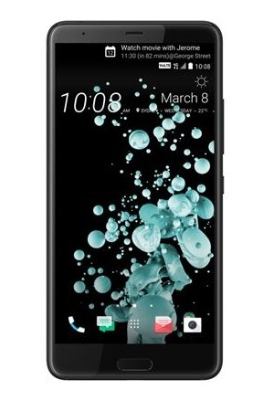 HTC - U Ultra Dual Sim U-1u 32GB