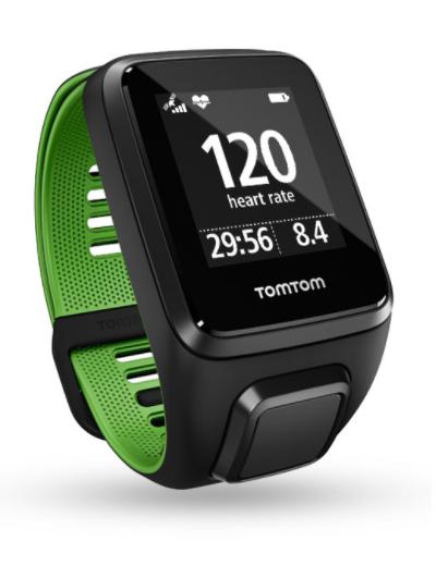 TomTom - Runner 3 Cardio