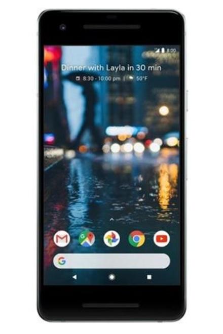 Google - Pixel 2 128GB