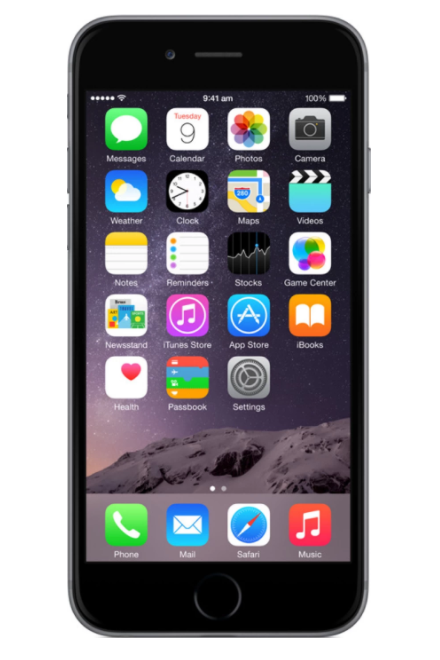 Apple - iPhone 6 32GB