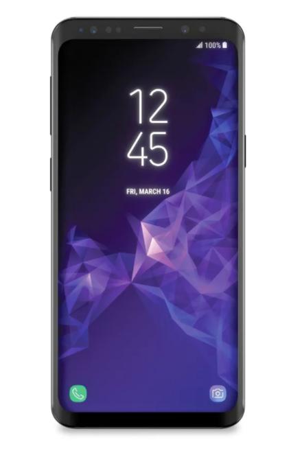 Samsung - Galaxy S9 G960FD Dual SIM 256GB