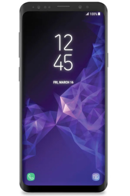 Samsung - Galaxy S9+ G965FD Dual SIM 256GB