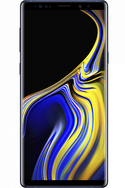 Samsung - Galaxy Note 9 N960F Dual SIM 512GB