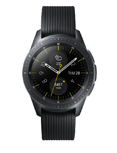 Samsung - Galaxy Watch 42mm - LTE