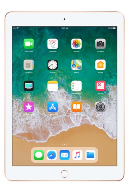 Apple - iPad 10.2 (7th Gen) 128GB WiFi + 4G