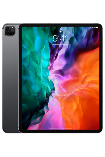 Apple - iPad Pro 12.9 (2020) (4th Gen) 512GB WiFI