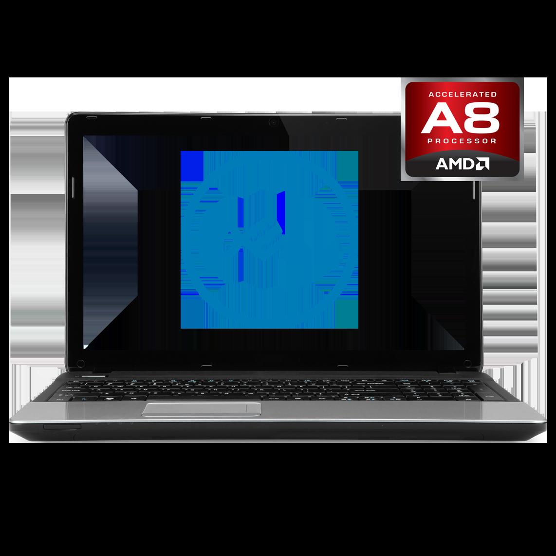 Dell - 13.3 inch AMD A8