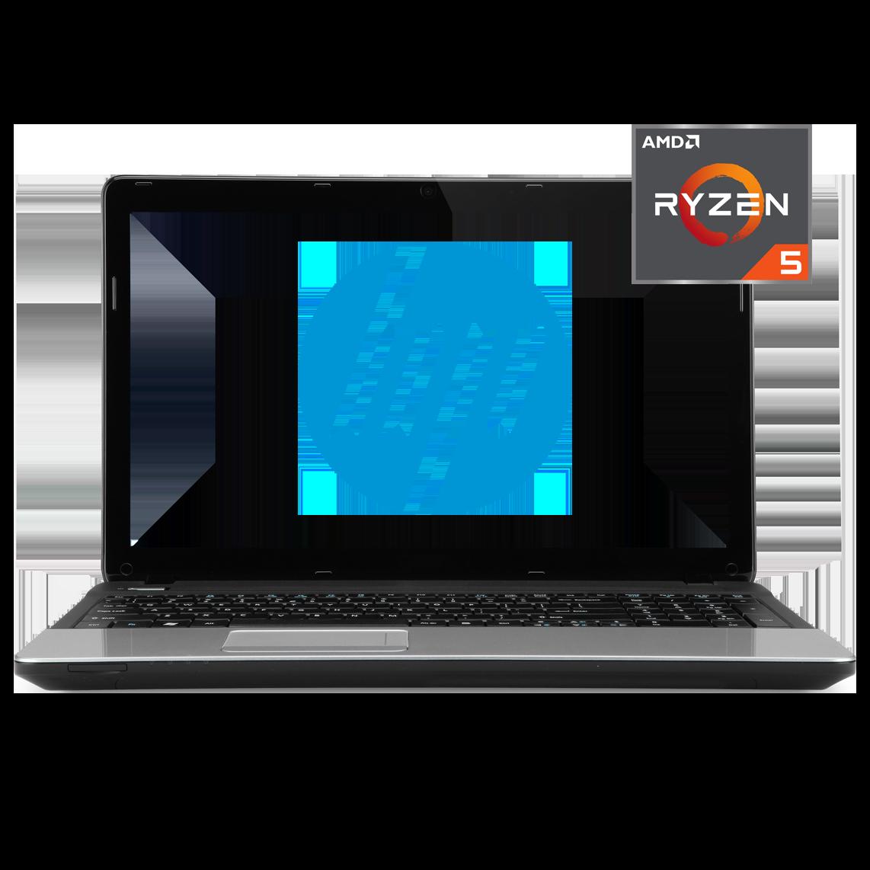 HP - 15.6 inch AMD Ryzen 5