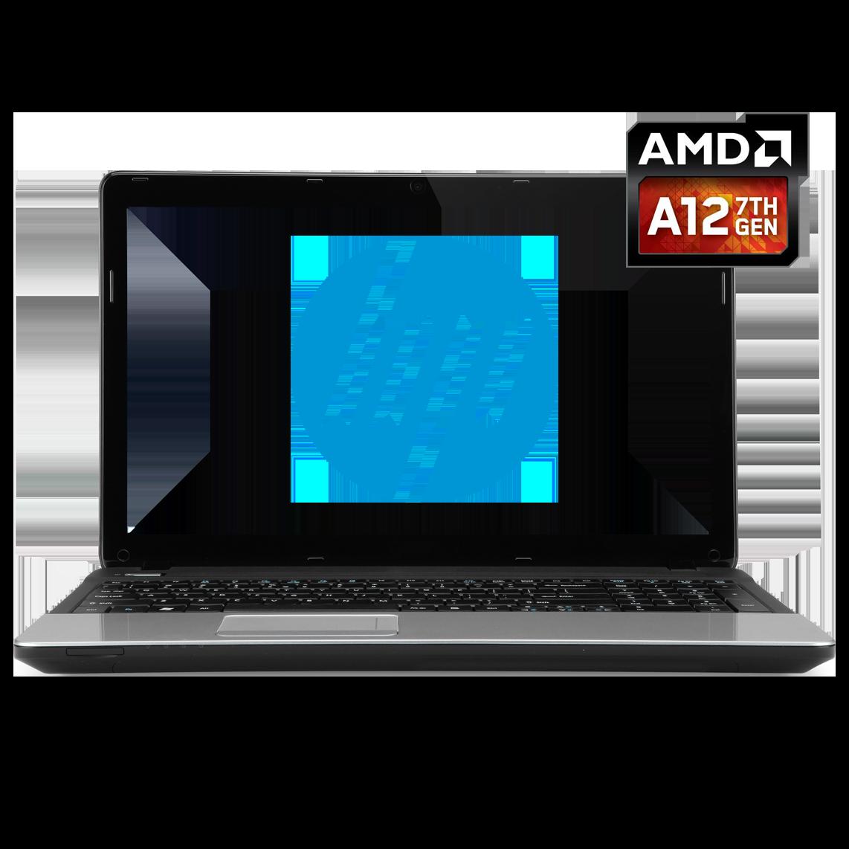 HP - 17.3 inch AMD A12