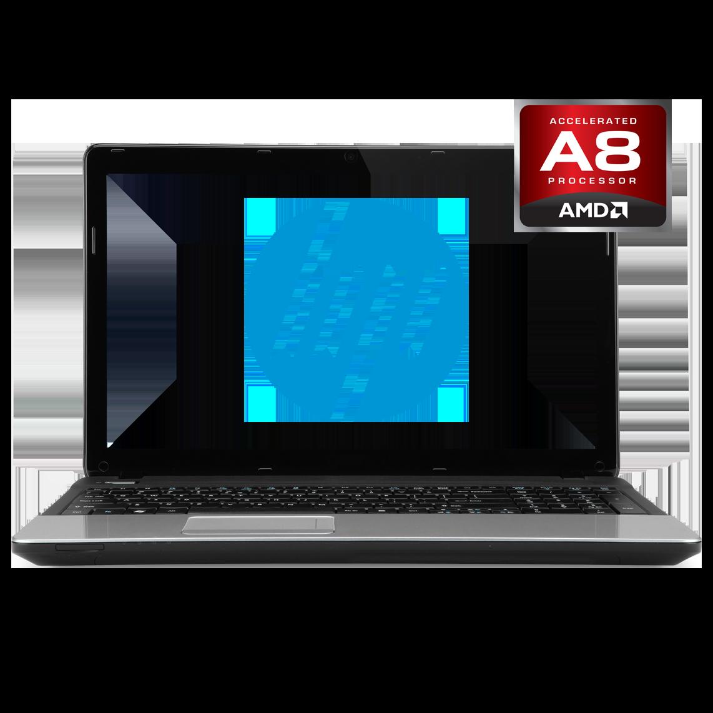 HP - 17.3 inch AMD A8