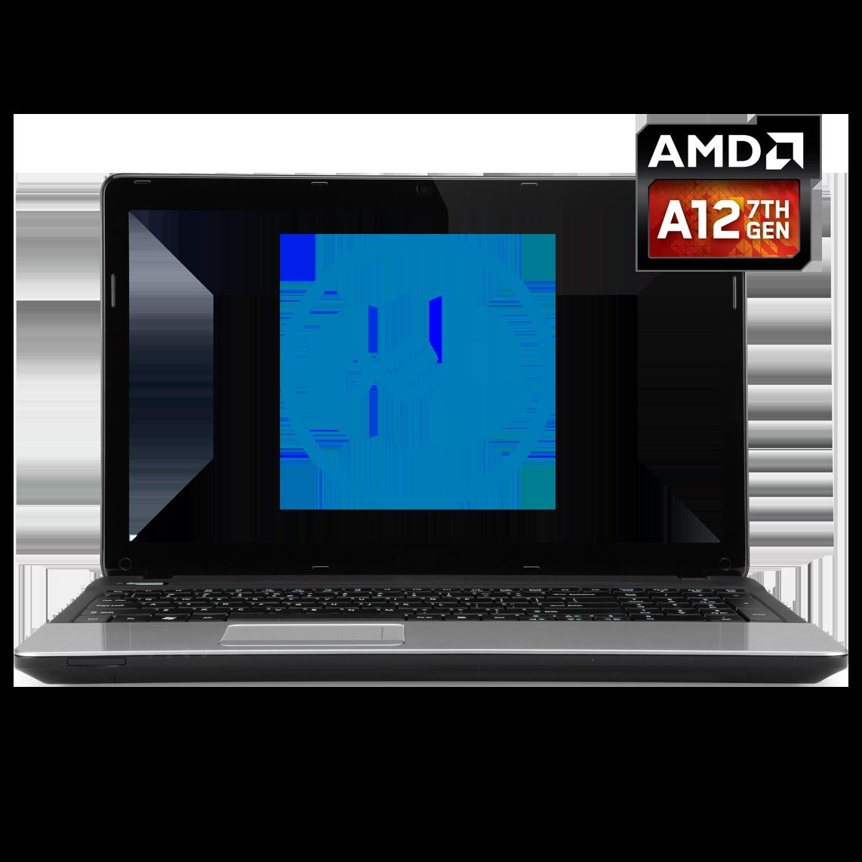 Dell - 17.3 inch AMD A12