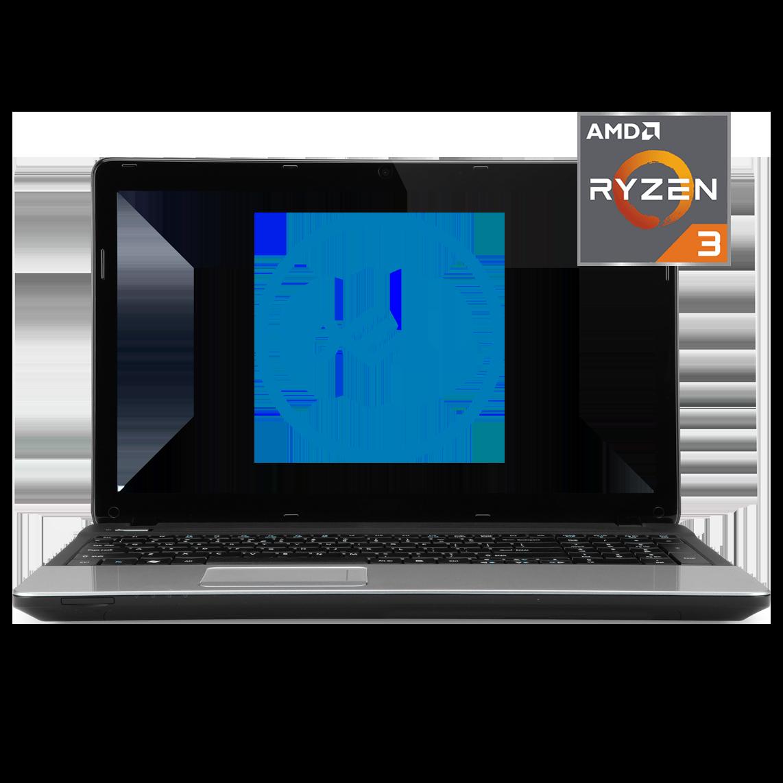 Dell - 17.3 inch AMD Ryzen 3