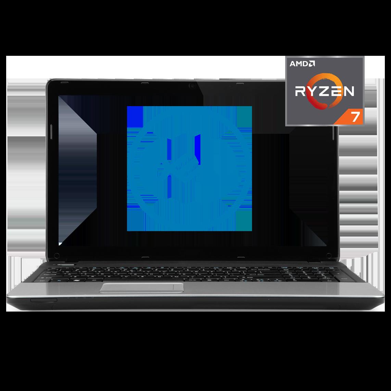 Dell - 17.3 inch AMD Ryzen 7