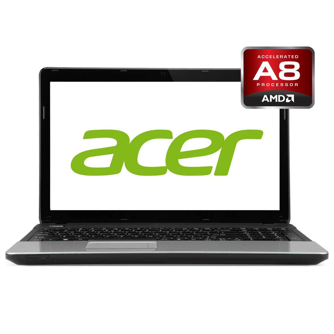 Acer - 17.3 inch AMD A8