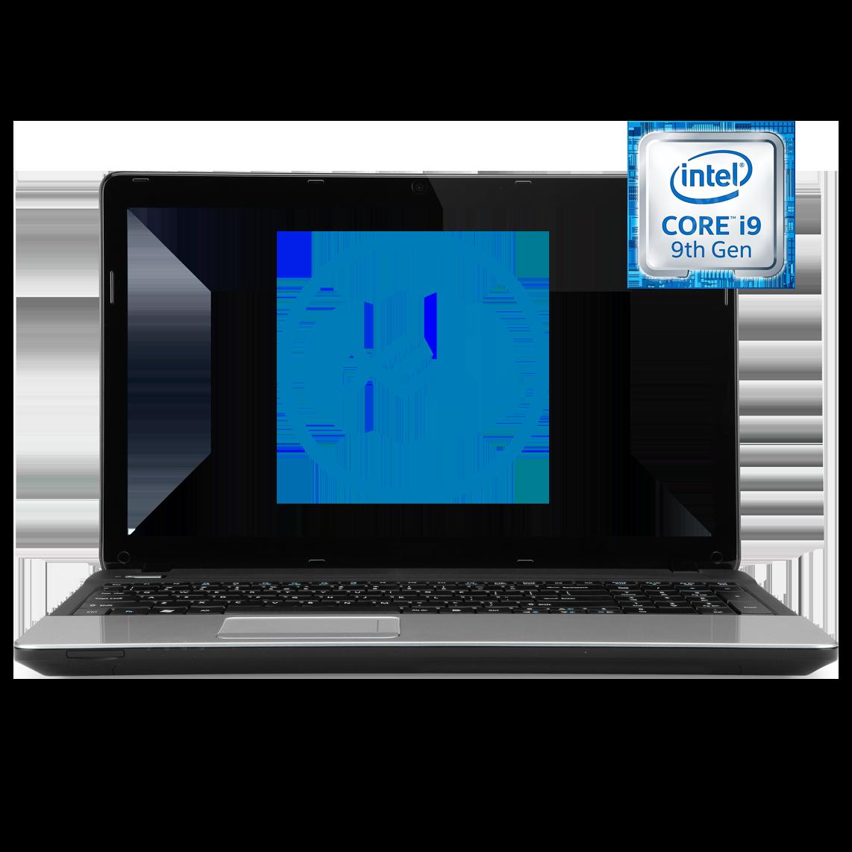 15.6 inch Intel 9th Gen