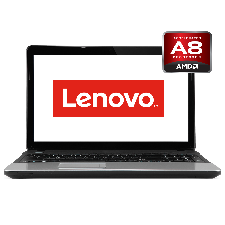 Lenovo - 15 inch AMD A8