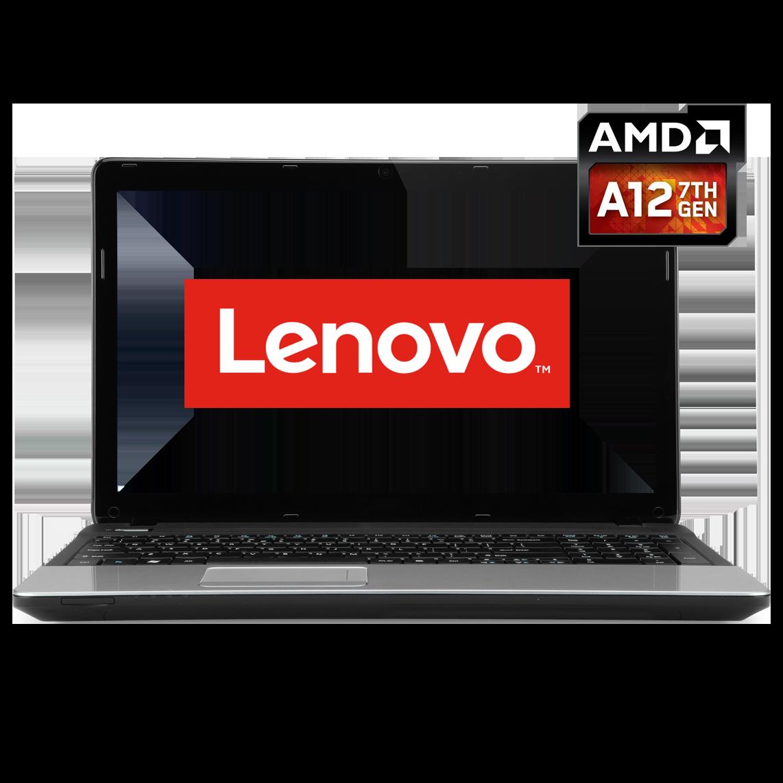 Lenovo - 15.6 inch AMD A12