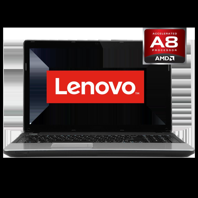 Lenovo - 15.6 inch AMD A8