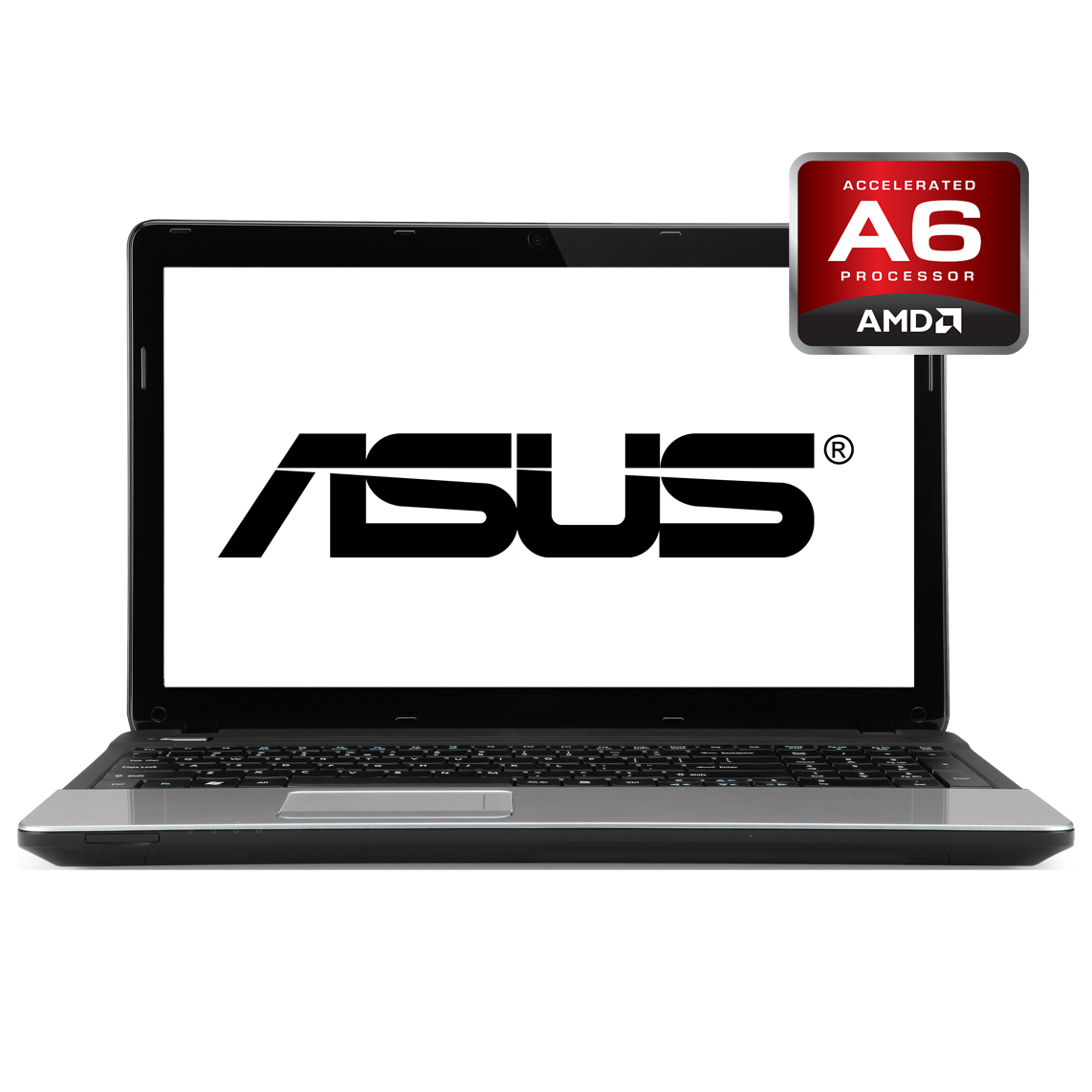 ASUS - 15.6 inch AMD A6