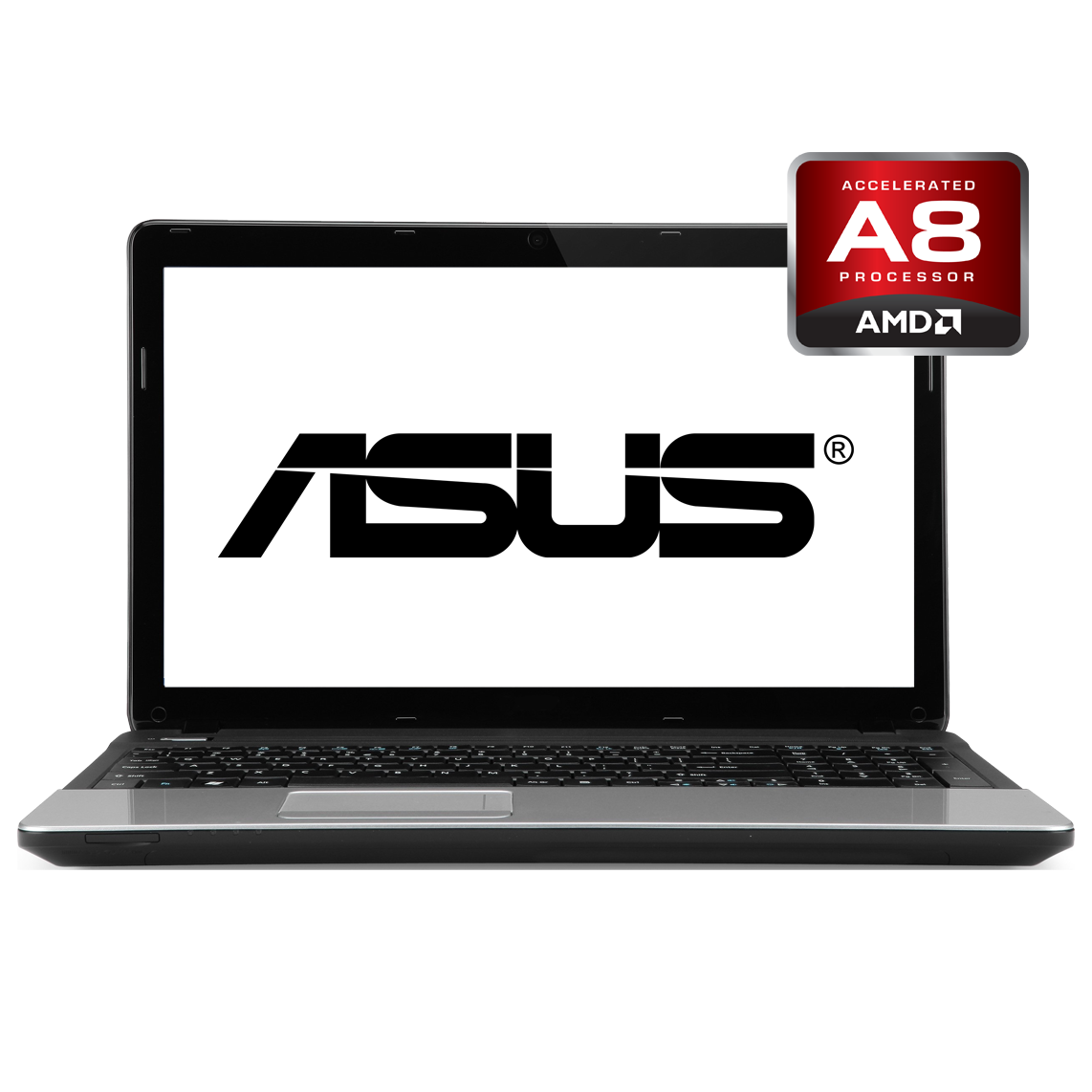ASUS - 15.6 inch AMD A8
