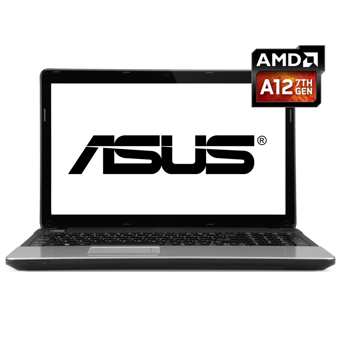 ASUS - 17.3 inch AMD A12