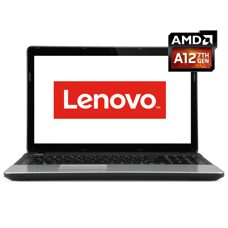 Lenovo - 17.3 inch AMD A12