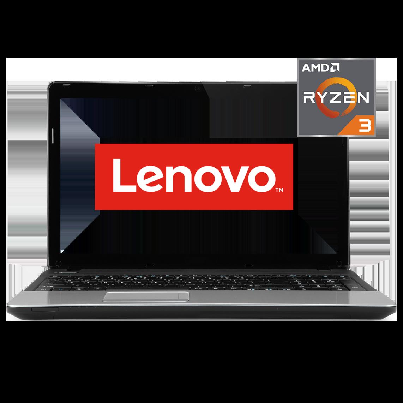 Lenovo - 17.3 inch AMD Ryzen 3