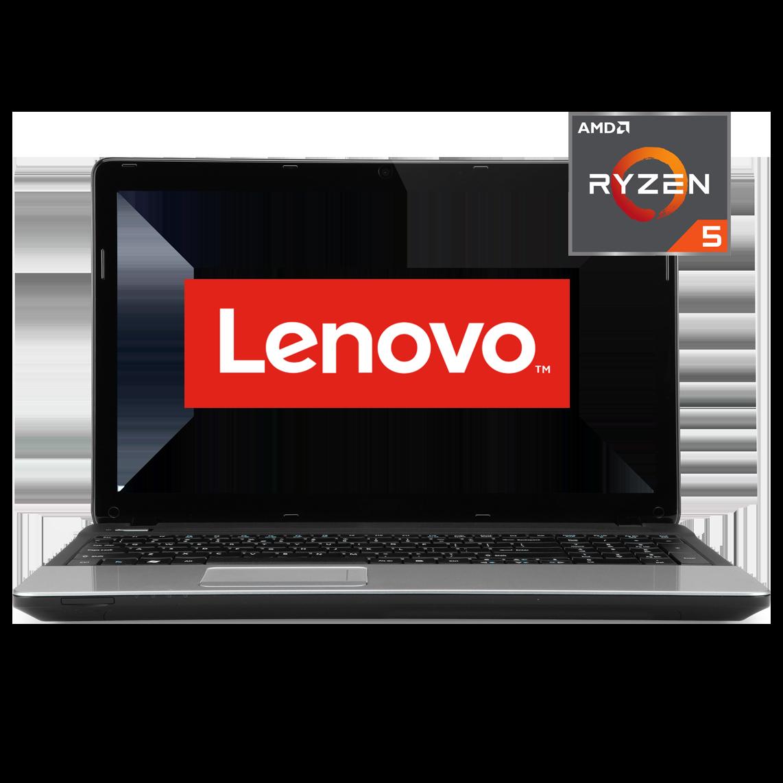 Lenovo - 17.3 inch AMD Ryzen 5