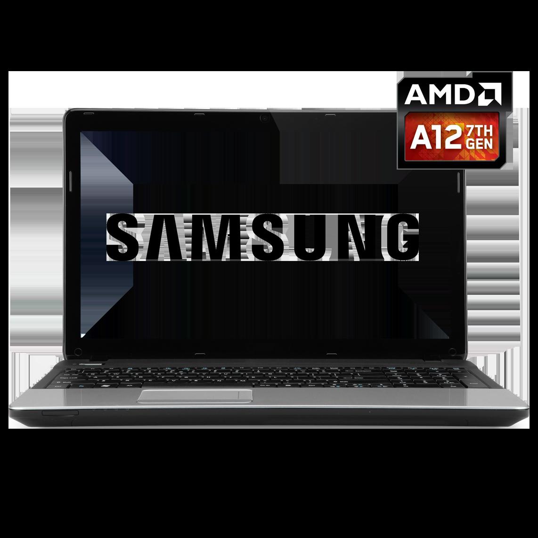 Samsung - 17.3 inch AMD A12