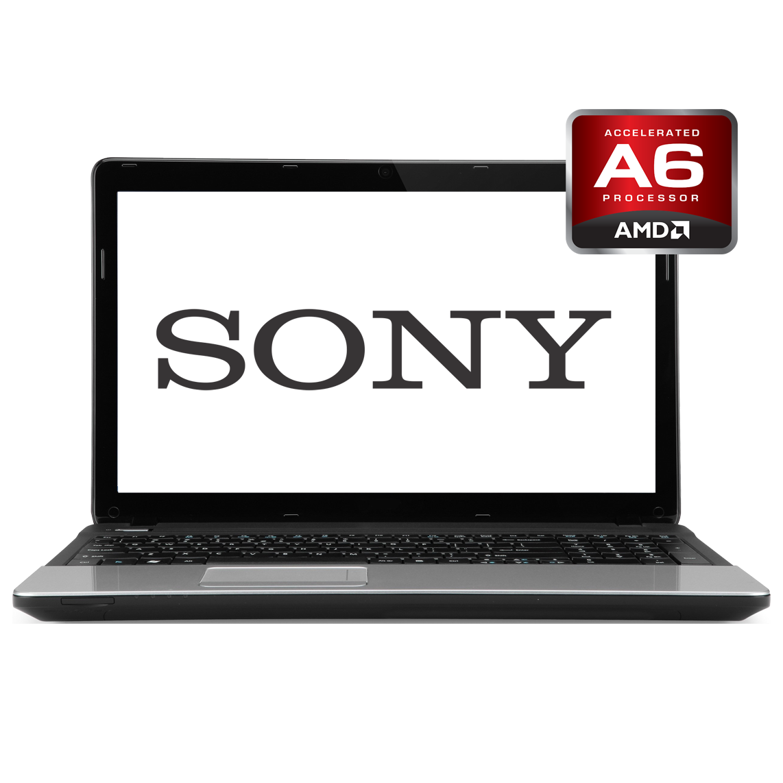 Sony - 15 inch AMD A6