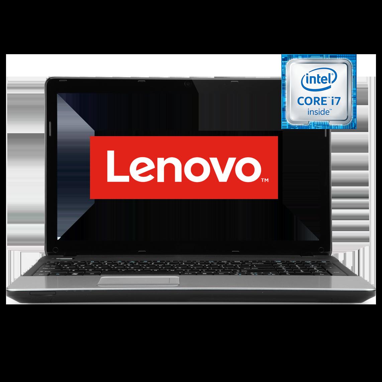 Lenovo - 16 inch Core i7 8th Gen
