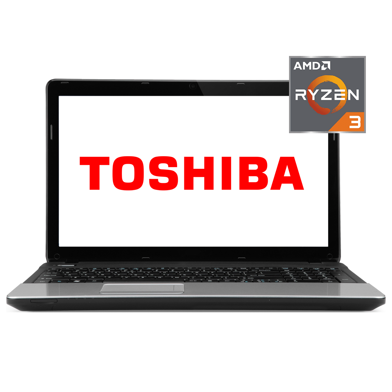 Toshiba - 15.6 inch AMD Ryzen 3