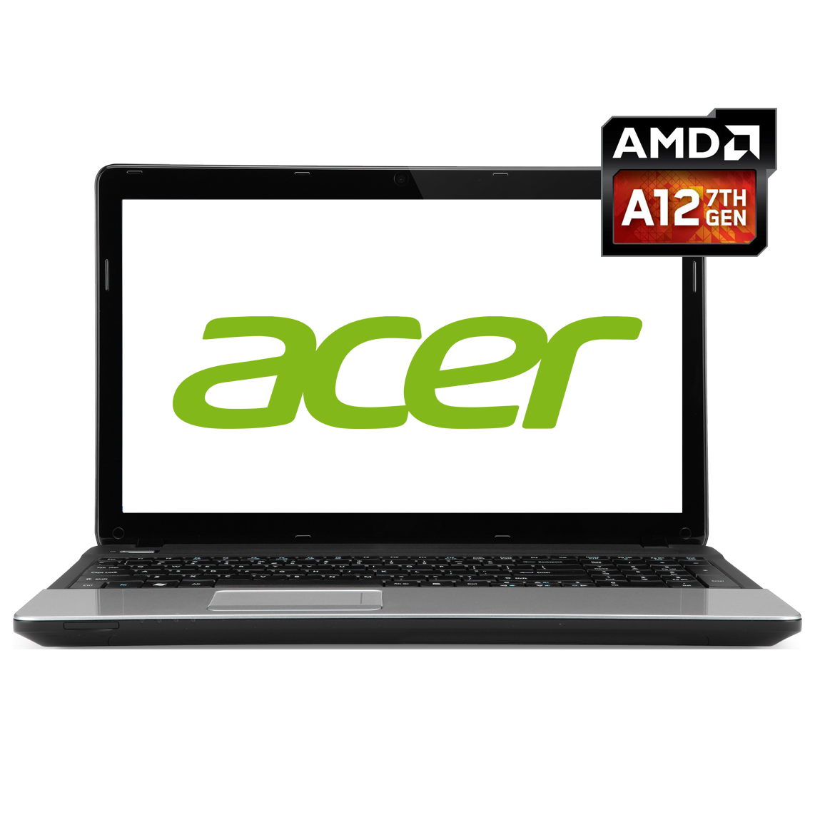 Acer - 17.3 inch AMD A12