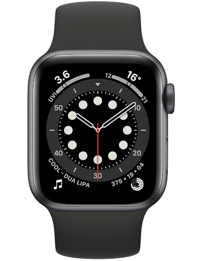 Apple - Watch Series 6 GPS + Cellular Aluminium 40mm
