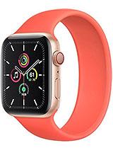 Apple Watch SE GPS Aluminium Case 40mm
