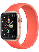 Apple - Watch SE GPS + Cellular Aluminium Case 44mm