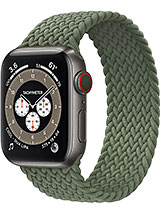 Apple Watch Series 6 GPS + Cellular Aluminium 40mm