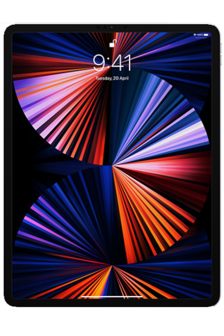 iPad Pro 12.9 (2021)  WiFi + Cellular