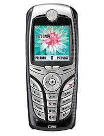 Sell Motorola c390