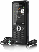 Sony Ericsson - W302